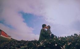 Clip 5 phút ở Mộc Châu của cặp đôi 9x khiến người xem rung rinh