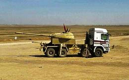 """""""Độ chế"""" khí tài độc đáo tại chiến trường Trung Đông"""