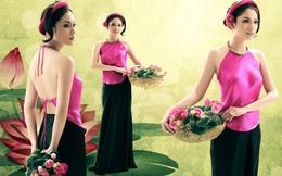Đừng tưởng bạn đã biết: Chiếc yếm lụa đào trong văn hoá Việt Nam được miêu tả ra sao?