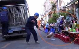 Khi biệt đội săn bắt chó thả rông đối đầu với chủ nuôi: Những tình huống bi hài không ngờ