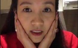 Nhan sắc khác lạ của vợ Bình Minh sau khi bọc răng sứ
