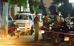Táo tợn dùng dao đâm chết người ở chung cư Sài Gòn