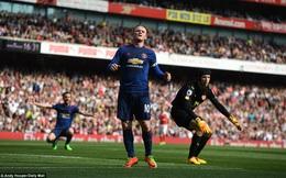 """Hết Van Gaal, tới lượt Mourinho """"ngược đãi"""" Rooney"""