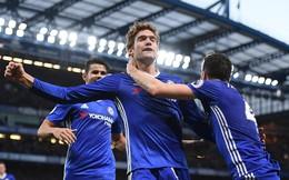 Vòng 36 Premier League: Chelsea 3-0 Middlesbrough