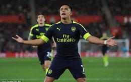 Quật ngã địch thủ khó chơi, Arsenal sắp trở về được top 4 quen thuộc
