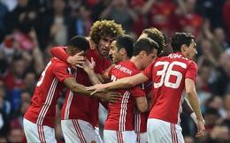 Rashford lại tái hiện Beckham, Man United tập tễnh chống nạng vào chung kết