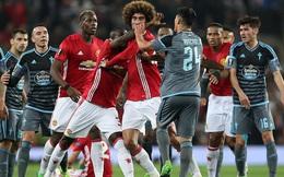 """Vung nắm đấm không suy nghĩ, """"vệ sĩ cuối cùng"""" khiến Mourinho đứng ngồi không yên"""