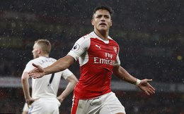 Premier League: Arsenal 2-0 Sunderland