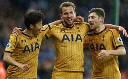 """Mất cúp vào tay Chelsea, Tottenham """"trút giận"""" lên Leicester bằng chiến thắng 6-1"""