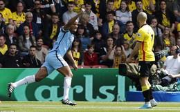 Vòng 38 Premier League: Watford 0-5 Man City