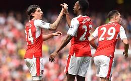 Vòng 38 Premier League: Arsenal 3-1 Everton
