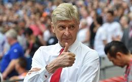 Hành động đặc biệt trong buổi họp báo và lời dự đoán tương lai của Wenger