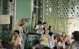 Bộ ảnh hiếm, tiết lộ cuộc sống thực của người Cuba cách đây gần 3 thập kỉ