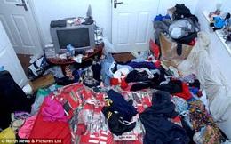 Để con sống trong căn hộ quá bẩn, bố mẹ phải lãnh hậu quả nhớ đời