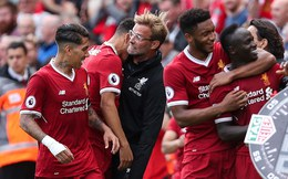 Vòng 2 Premier League: Liverpool 1-0 Crystal Palace