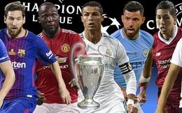 Bốc thăm Champions League: Man United cười sướng, Juve - Barca tái ngộ
