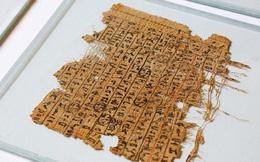 Phát hiện bằng chứng rõ ràng nhất mô tả việc xây dựng Đại kim tự tháp Giza