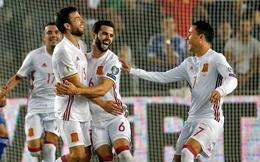 Sao trẻ lập công, Tây Ban Nha thắng tối thiểu đối thủ yếu