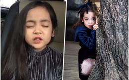 2p40s ngẫu hứng và tuyệt phẩm giúp cô bé 5 tuổi chinh phục vạn trái tim