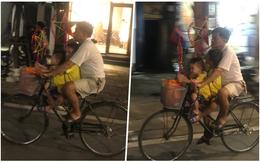 Có một Trung thu bình dị như thế: Đèn ông sao, xe đạp và cha