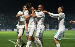 Không có Ronaldo, Real Madrid thắng chật vật đội bóng hạng dưới nhờ hai quả penalty