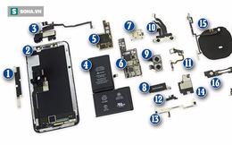 Giải phẫu chi tiết bên trong một chiếc iPhone X: Có gì đặc biệt?