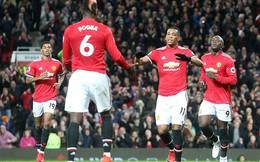 Vòng 12 Premier League: Man United 4-1 Newcastle