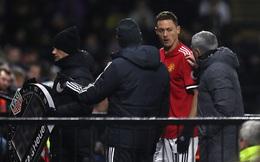 Man United đứng ngồi không yên với tin dữ từ Matic