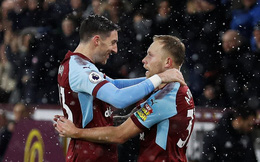 Vòng 16 Premier League: Burnley 1-0 Watford