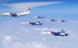 """Tại sao """"ngựa thồ"""" IL-76 của Nga đến nay vẫn không có đối thủ?"""