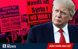Đại sứ Nguyễn Quang Khai: Tôi thực sự ngỡ ngàng về hành động quân sự của Mỹ chống Syria