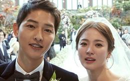 Hé lộ toàn bộ chi phí trong đám cưới của Song Joong Ki - Song Hye Kyo