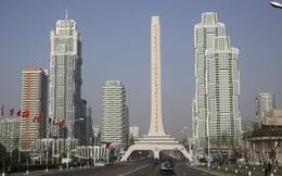 24h qua ảnh: Khu phố mới hiện đại ở thủ đô Triều Tiên