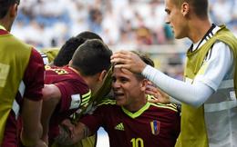 """Venezuela có khóc khi """"Ngựa ô Nam Mỹ"""" làm nên điều thần kỳ ở World Cup?"""