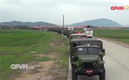 Việt Nam đưa xe quân sự mới vào biên chế: Cơ động mạnh quy mô lớn, nhanh chóng