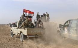 Đột kích rầm rộ xuyên biên giới từ 3 hướng, IS bất ngờ đại bại trước phòng tuyến Iraq