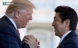 Vừa điện đàm với ông Tập, Trump cùng Abe chọc giận TQ với tuyên bố mạnh về Senkaku/Điếu Ngư