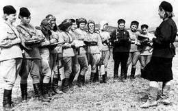 """""""Phù thủy săn đêm"""": Trung đoàn nữ phi công Liên Xô từng khiến Phát xít Đức khiếp đảm"""