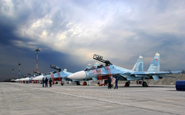 """Su-30 """"cánh mũi"""" tham chiến ở Syria: Ấn tượng - Đắt hàng như """"tôm tươi"""""""