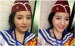 Vẻ đẹp của nữ Chỉ huy 17 tuổi khiến dân mạng sục sôi kiếm tìm