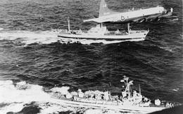 """""""Những tay cướp biển"""" -  tàu ngầm Liên Xô: Phá thiên la địa võng của Hải quân Mỹ"""