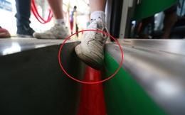 Khe hở lọt giày ở ga La Khê gây lo ngại: Lý giải của Ban Quản lý