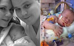Bú mẹ suốt ngày nhưng bé 18 ngày tuổi vẫn chết đói: Nguyên nhân không ai ngờ tới
