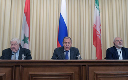 Nga, Syria, Iran chính thức yêu cầu Mỹ không tấn công Syria nữa