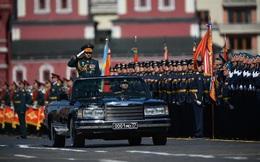 Toàn cảnh Lễ duyệt binh hoành tráng mừng Ngày Chiến thắng phát xít ở Nga