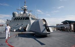Mỹ điều 2 tàu chiến tới Qatar giữa khủng hoảng vùng Vịnh
