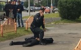 Châu Âu lại rúng động vì vụ tấn công bằng dao khiến 8 người bị thương ở Nga