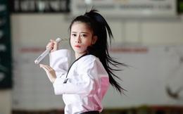 """""""Hot girl"""" Châu Tuyết Vân và đồng đội tiếp tục đoạt HCV thứ 2 chỉ trong vòng 1 tháng"""