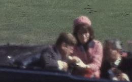 """""""Người cầm ô"""", đặc vụ CIA: Những nhân tố bí ẩn trong vụ ám sát Tổng thống Kennedy"""