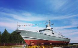Nga chuẩn bị xuất khẩu tàu tên lửa mới nhất
